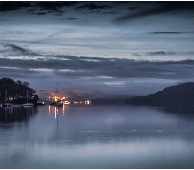 Dawn at Ambleside