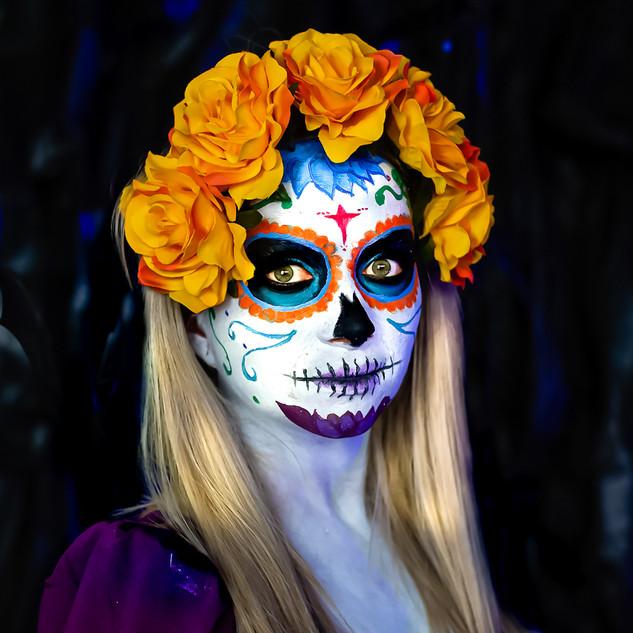 Dia de los Muertos ( Day of the Dead )