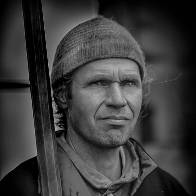 The Pensive Pikeman