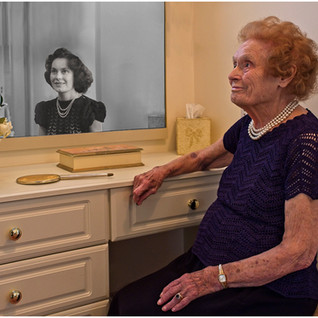 Keeping her style for 60 years by Pat Osborne