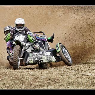 Grass Track Combo by Ken Hudson