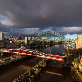 Newcastle by Tony Davis
