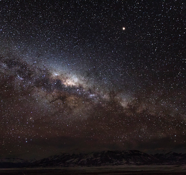 The Milky Way by Andy Askey