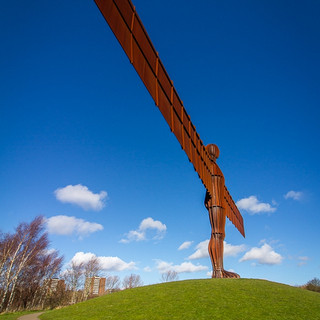 Angel of the North by Tony Davis