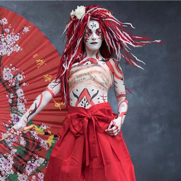 Kabuki Dancer