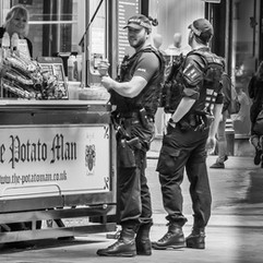 Keeping our City Safe by Tom Swallow