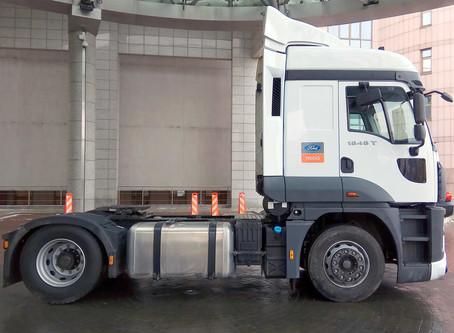 Грузовой Форд снова на рынке России
