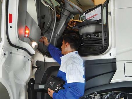 Сервис по ремонту грузовых автомобилей Форд Карго