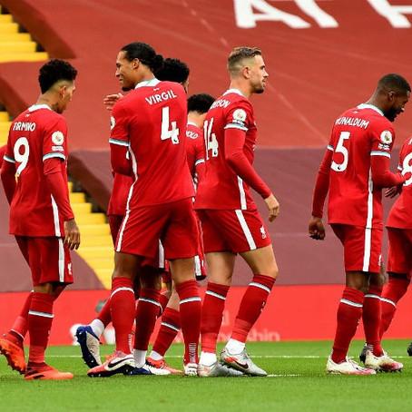 The Premier League is back!!!