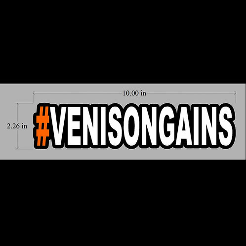 #VENISONGAINS Decals