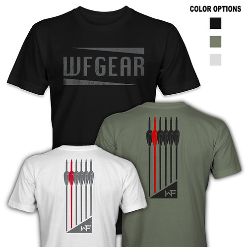 TAGGED OUT TEE