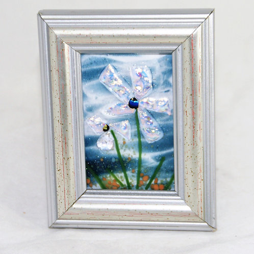 Summer Fusion - Fused Glass Picture