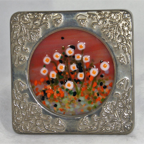 Summer Beauties - Fused Glass Pictures