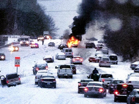Snow and insurance. What do you need to know after this weeks winter weather!