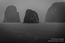 Storm in Halong Bay 01