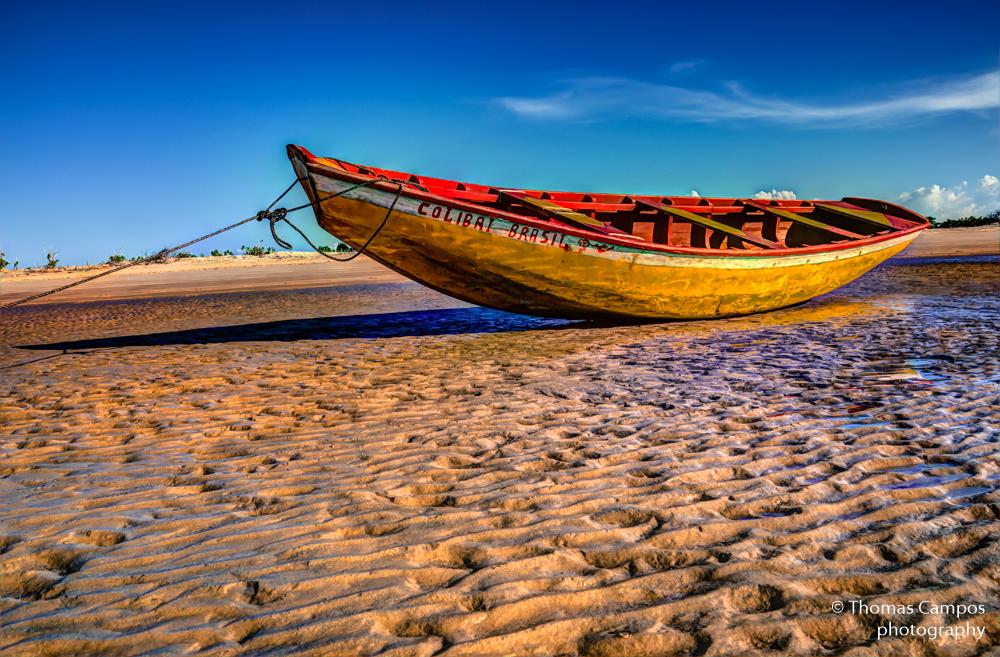Colibai Boat