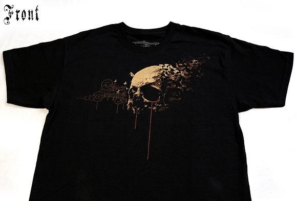Skull t-shirt (black)