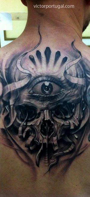 Tattoo Art By Victor Portugal Krakow Poland