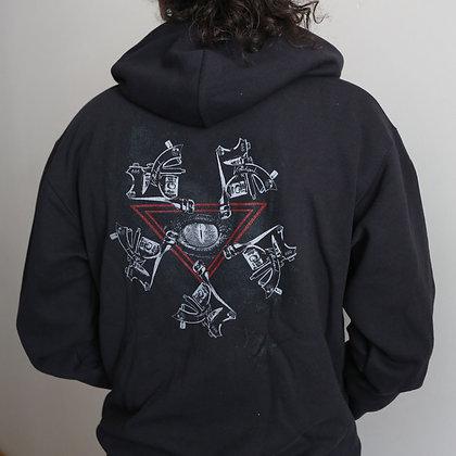 Pentacle Machine Zip-Hood
