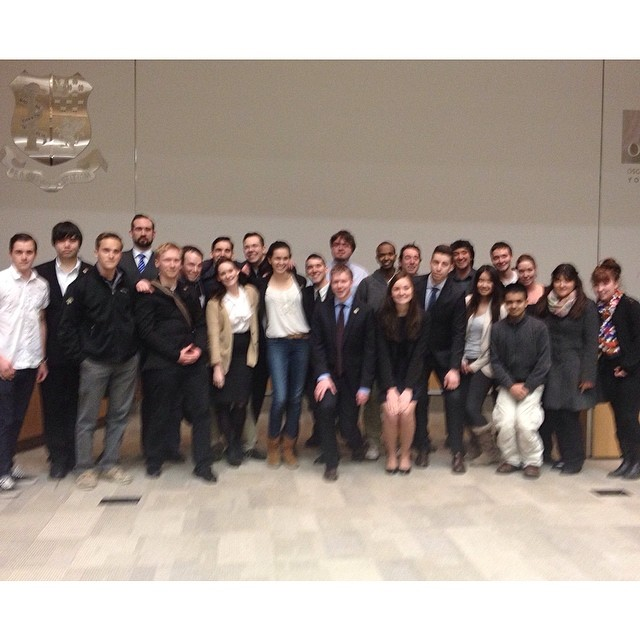 This past weekend the Carleton Law Society competed at the 10th Annual #OsgoodeCup