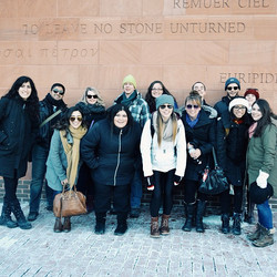 Our members had the chance to travel to Montreal to visit _mcgillu and the Faculty of Law! Thank-you