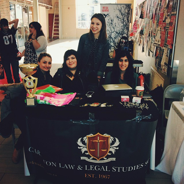 Don't forget to stop by the _carletonu Atrium and Residence Commons to meet with our executive and l