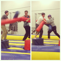 VPI versus Director of Law School Admissions; VPF versus the President #carleton #cu #relayforlife #