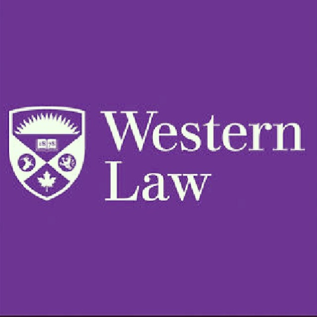 Attention followers! If you are interested in applying to law school at Western University but have