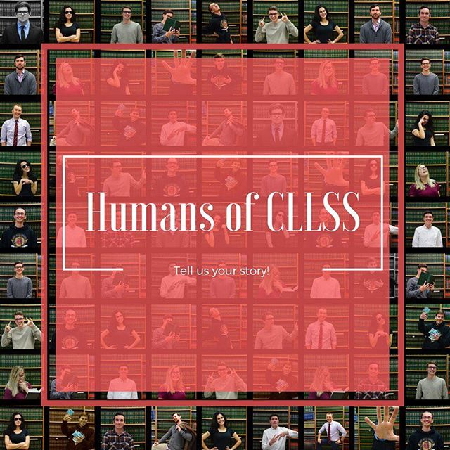 Hello members, we are pleased to announce the launch of our new campaign #HumansofCLLSS