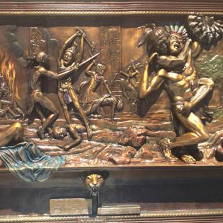 End of Nephite Civilization