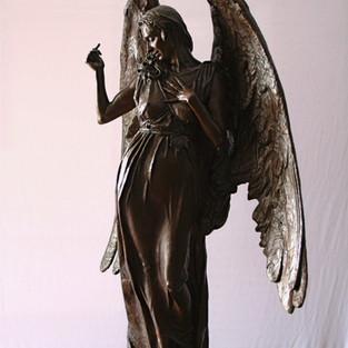 Fountain Angel Heaven