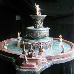 Behold Your Little Ones Fountain