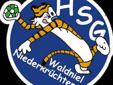 Trainingsbetrieb Handballjugend ausgesetzt!
