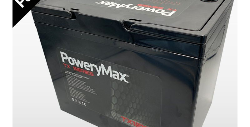 PoweryMax TX12100 12V