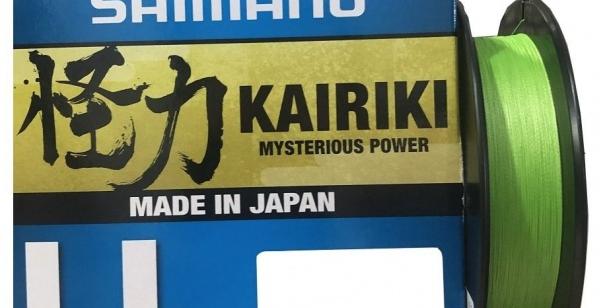 SHIMANO KAIRIKI 4 M GREEN