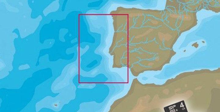 C-MAP MAX-N+PORTUGAL CONTINENTAL