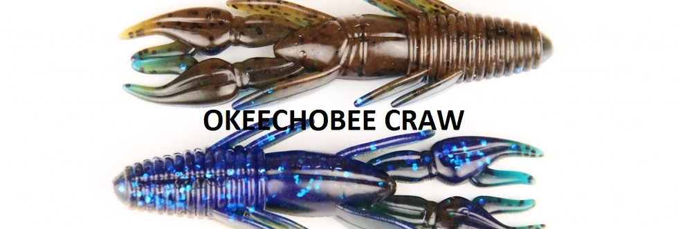 PRO SERIES PUNISHER PUNCH CRAW 3.5""