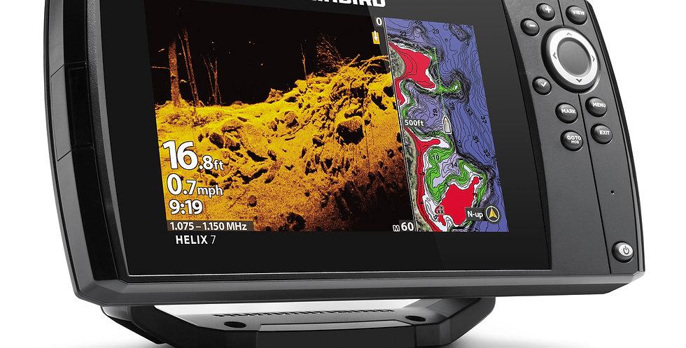 HELIX 7X CHIRP MDI GPS G3