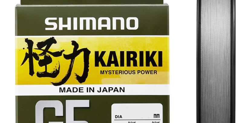SHIMANO KAIRIKI G5