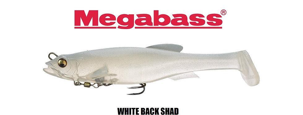 "MEGABASS MAGDRAFT 8"""