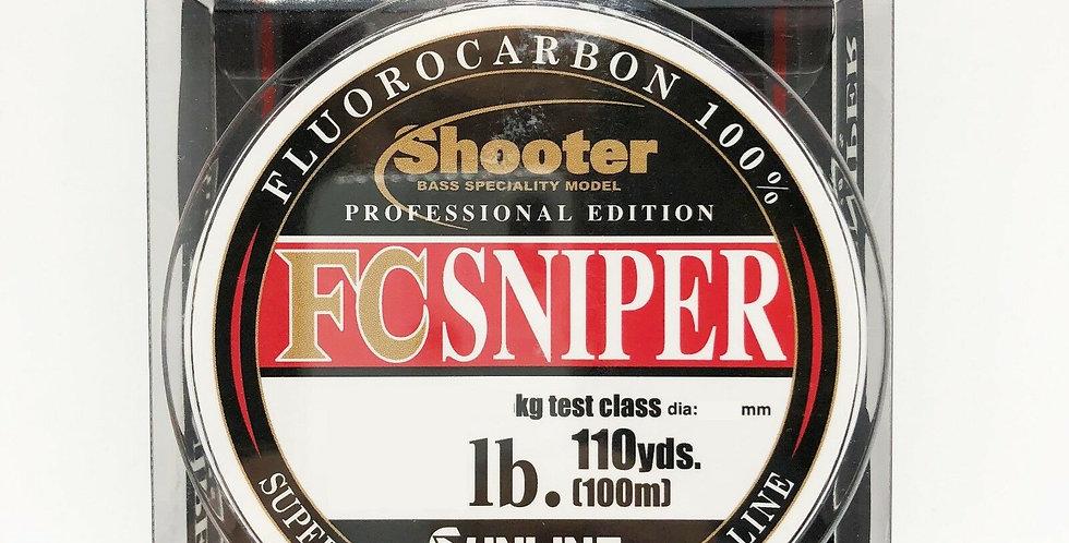 SUNLINE SHOOTER FC SNIPER 100M