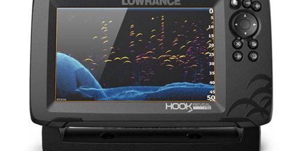 LOWRANCE HOOK REVEAL 7 50/200/DOWNSCAN