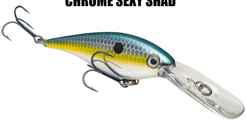 STRIKE KING® LUCKY SHAD PRO MODEL