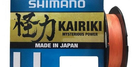 SHIMANO KAIRIKI 4 ORANGE