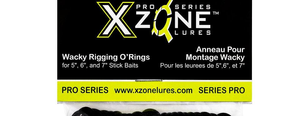 X ZONE WACKY RIGGING O-RINGS