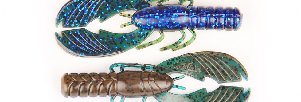 """PRO SERIES MUSCLE BACK CRAW 4"""""""