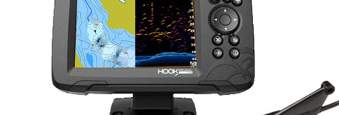 LOWRANCE HOOK REVEAL 5 HDI 50/200/DOWNSCAN