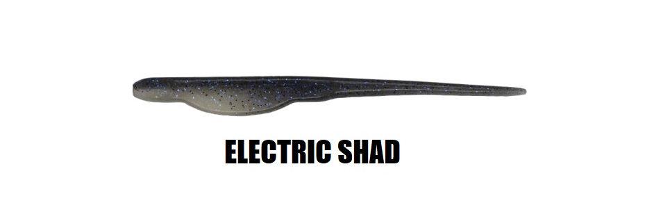 "X ZONE PRO SERIES WHIPLASH SHAD 6"""