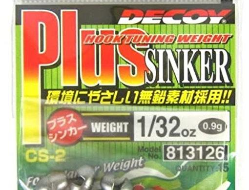DECOY PLUS SINKER CS-2
