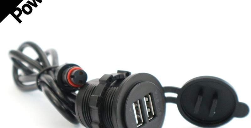 ADAPTADOR DUPLO USB POWERYMAX